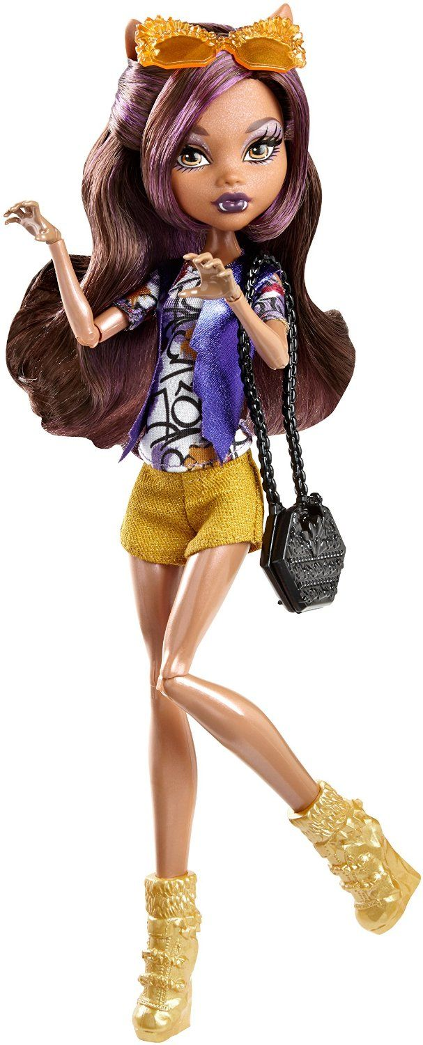 Clawdeen wolf wiki monster high fandom powered by wikia - Monster high image ...