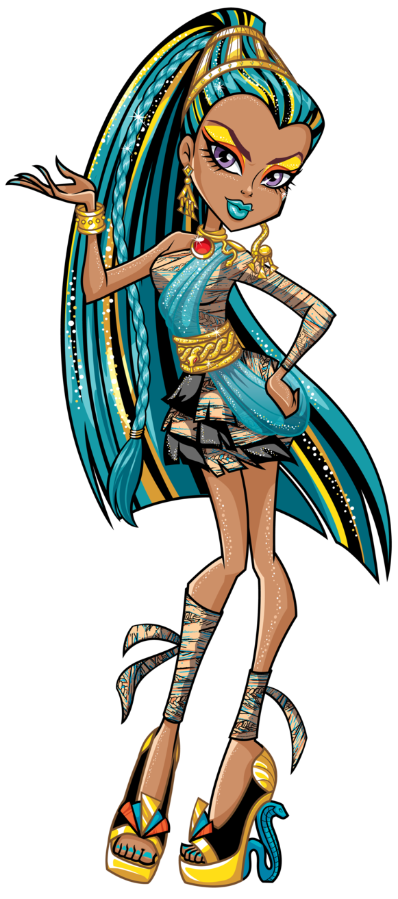Nefera de nile monster high wiki fandom powered by wikia - Nefera de nile ...