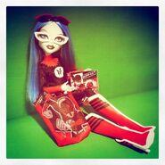 Diorama - Ghoulia to Nekrocon