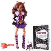 Doll stockphotography - Basic Clawdeen