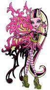 Profile art - Bonita