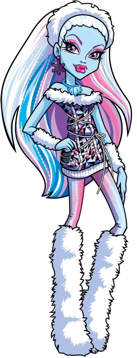 Abbey Bominable  Monster High Wiki  FANDOM powered by Wikia