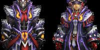 Kecha Z Armor (Blademaster) (MH4U)
