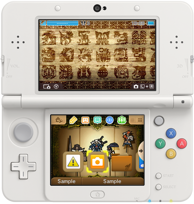 File:3DS-MH4G Theme 001.png