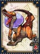 MHCM-Great Wroggi (Small) Card 003
