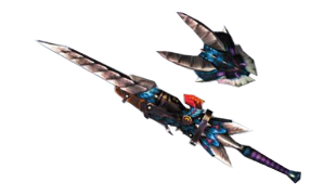 MH4-Gunlance Render 028