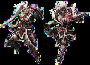 FrontierGen-Stygian Armor (Gunner) Render 2