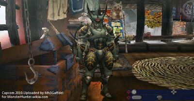Swallotails armor