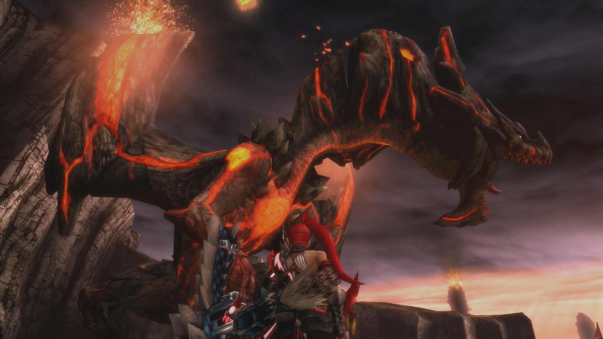 Dire Miralis Monster Hunter Vs The Warrior Borderlands 2
