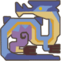 MH3U-Baggi Icon