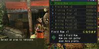 MHP3rd: Farm