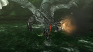 MHP3-Silver Rathalos Screenshot 017