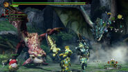 MH3U Pink and Azure