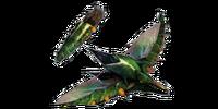 Wing Bow Masukyura (MH4)