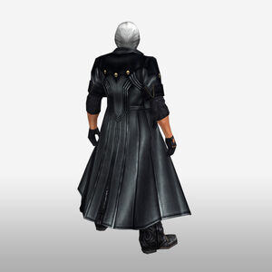 FrontierGen-Dante Armor 001 (Male) (Both) (Back) Render