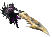 MH4-Great Sword Equipment Render 001