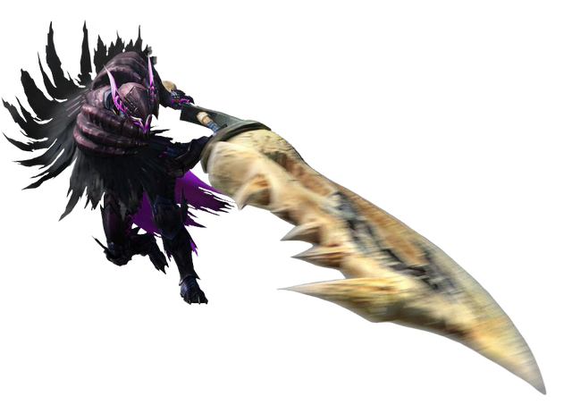 File:MH4-Great Sword Equipment Render 001.png