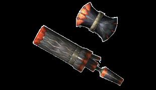 MH4-Gunlance Render 029