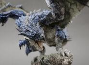 Capcom Figure Builder Creator's Model Azure Rathalos 004