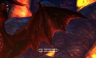 MH4U-Crimson Fatalis Wings Break 001