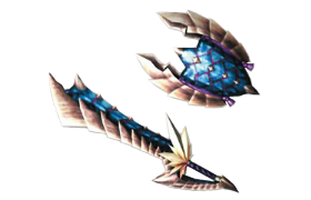 MH4-Sword and Shield Render 014