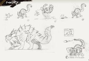 MHOL-Monster Concept 011