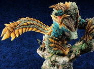 Capcom Figure Builder Creator's Model Zinogre 006
