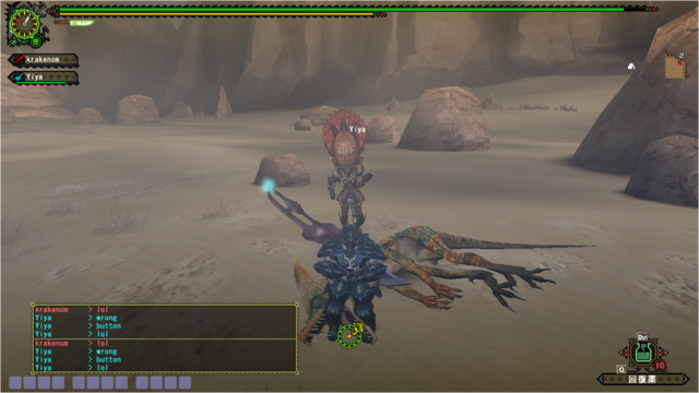 File:Halk republic guild pics ^^ Krakencm and Yiya owning a gendrome ^^.png