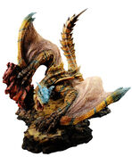 Capcom Figure Builder Creator's Model Tigrex 002