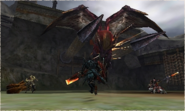 MH4U-Teostra Screenshot 002