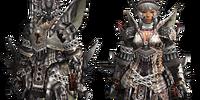 Silver Sol Z Armor (Blade)
