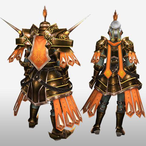 File:FrontierGen-Zaka Armor (Blademaster) and Cheisa Armor (Gunner) (Back) Render.jpg