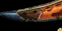 Wroggi Sword (MH3U)