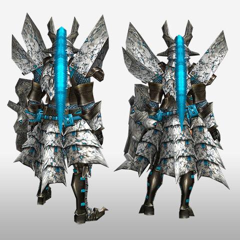 File:FrontierGen-Basaru G Armor (Gunner) (Back) Render.jpg