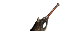 Black Fatalis Blade (MH4U)