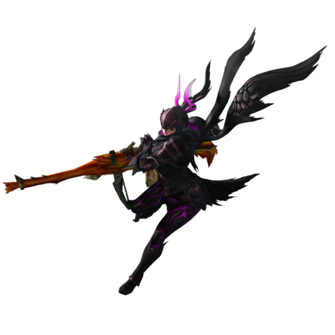 File:MH4-Light Bowgun Equipment Render 001.png