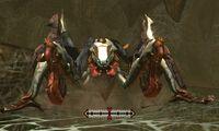 MH4U-Nerscylla Poison Spikes Break 003