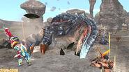 FrontierGen-Gurenzeburu Screenshot 022