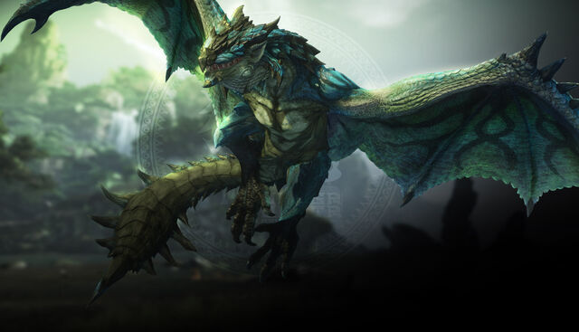 File:MHO-Azure Rathalos Artwork 002.jpg