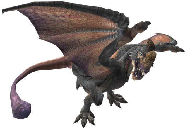 Monster Hunter Generations Gypceros