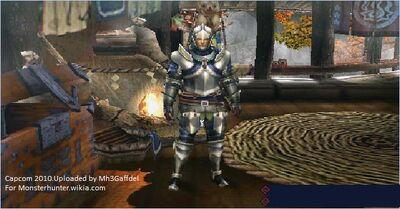Alloy armor