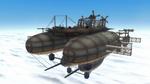 FrontierGen-Large Exploration Ship Screenshot 001