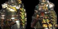 EX Rathian Armor (Gunner) (MH4U)