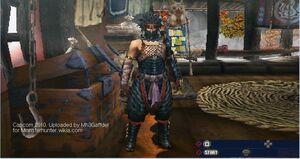Narga armor