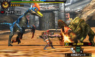 MH4U-Deviljho and Velocidrome Screenshot 001
