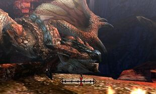 MH4U-Rathalos Head Break 001