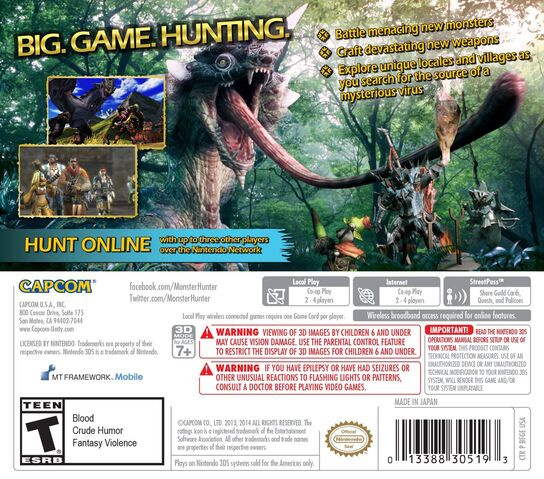 File:Box Art-MH4U N3DS Back.jpg