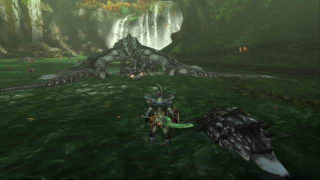 File:MHP3-Silver Rathalos Screenshot 020.png