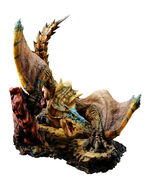 Capcom Figure Builder Creator's Model Tigrex 003