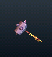 File:MH4U-Relic Hammer 004 Render 005.png